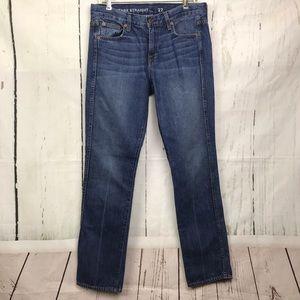 J. Crew Vintage Classic Straight Leg Jeans
